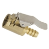 "CO13A71 PCL Air Technology Large Bore (12V1) - Lock-On Chuck 1/4"" Hose Barb Inlet-Open Chuck"