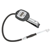 "DAC1A031 PCL Air Technology Digital Tire Inflators 0-174 Psi 21"" Hose Twin Angled Chuck"