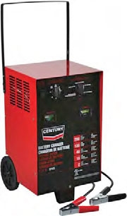 87423 Century 40/15/2/200/130 Amp 6/12 Volt Automotive ... on