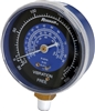11724 Robinair Low Side Compound Refrigerant Manifold Gauge R22/404A/410A -30 To 250 Psi/Bar