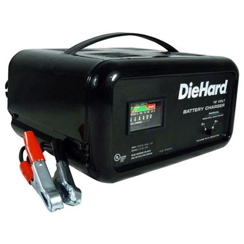 die hard 2 6 amp 12 volt manual portable automotive battery charger rh centurytool net diehard battery charger manual 71225 diehard battery charger manual 71221