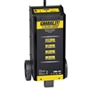4735 CHARGE IT! 6/12 Volt Wheel Automotive Battery Charger 40/20/5/200 Amp