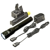 75732 Streamlight Stinger LED With Ac/Dc, 1 Piggyback Holder, 1 Anti-Roll Ring