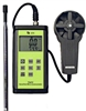 575C1 TPI Combination Vane And Hot Wire Anemometer With Temperature Carrying Case