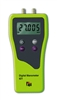 621 TPI Digital Manometer Dual Input 0.001 Resolution Inches H2O Range -120 To 120 Inches H2O W/ A602 And A255