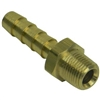 A603 TPI Brass Fitting 1/8 Npt X 1/4 Inch Barb