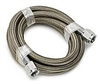 "A615 TPI 72"" Stainless Steel Braidced Hose"