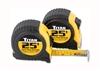 10901 Titan 25ft 2pk Tape Measure
