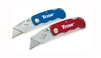 11020 Titan Folding Utility Knife - Twin Pack
