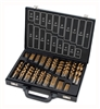 11170 Titan 170pc Titanium Coated Drill Bit Set
