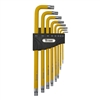 12733 Titan 12 Point 8-Piece Extra Long XZN Triple-Square Key Set