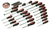 17242 Titan 42pc Screw Driver Set
