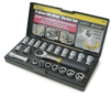 17400 Titan 21pc Exo-Drive Socket Set