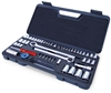 18198 Titan 52pc Socket Set