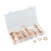 45217 Titan 110pc Copper Washer Assortment