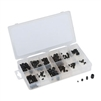 45251 Titan 160pc Metric Hex Head Screw Assortment