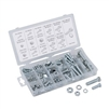 45334 Titan 240pc Zinc Metric Nut & Bolt Assortment