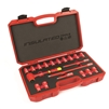68100 Titan 19 pc. 3/8 in. Drive Metric VDE Insulated Socket Set
