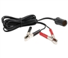 590155 UView Battery Extension Cord with Accessory Outlet (12 ft)