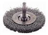 1423-2102 Firepower Wheel Brush Crimped Brush 3""