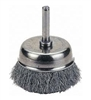"1423-2107 Firepower Cup Brush 2 1/2"" Crimped Wire"