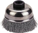"1423-2109 Firepower Cup Brush 3"" Crimped Wire"