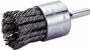 "1423-2118 Firepower End Brush 1-1/2"" Knotted"