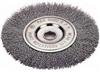 "1423-2121 Firepower Wheel Brush 6"" Crimped Wire"