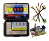 UZALL Zebra Instruments Universal Zebra ECM Motor Tester and All UZ Adapters Kit