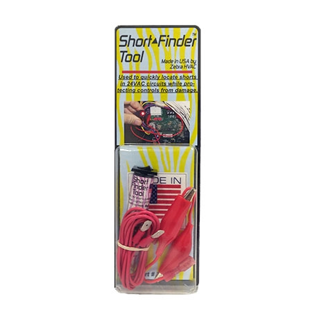 Short Pro Tool # GSPRT//ZSPRT Used to Quickly Locate Shorts in 24 VAC Circuits