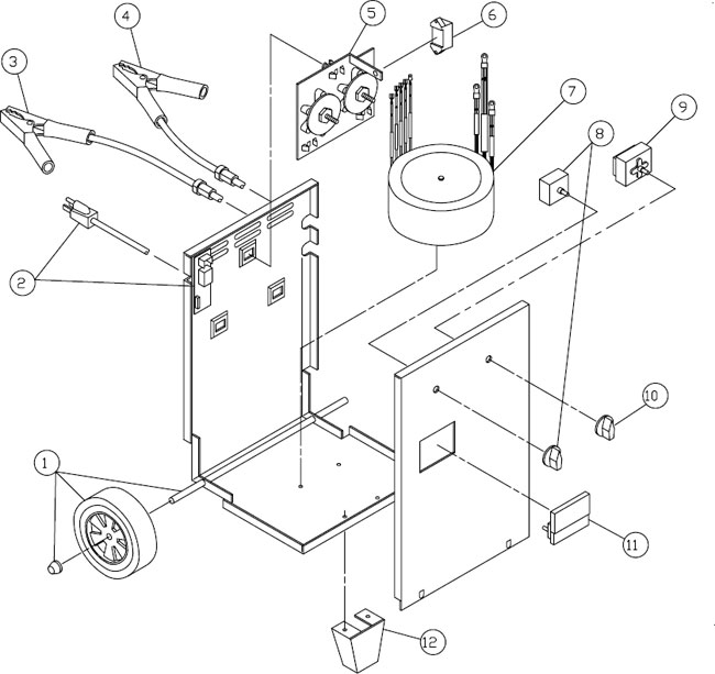 CENTURY WELDER MANUAL FREE - Auto Electrical Wiring Diagram on