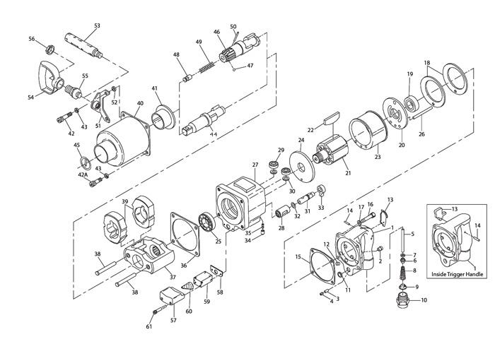 Ingersoll-Rand 2950 1-1/2