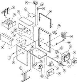 Replacement Century Plasma Cutter Parts Including Century