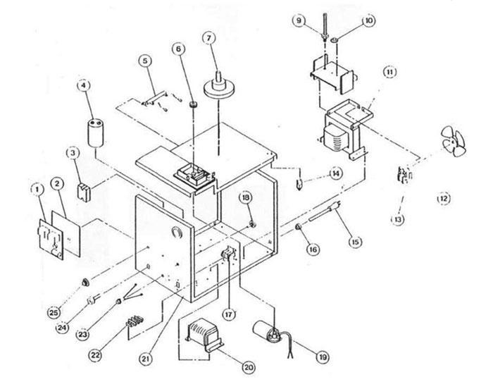 117-007 S D Lee S D Lee 100 amp MIG welder