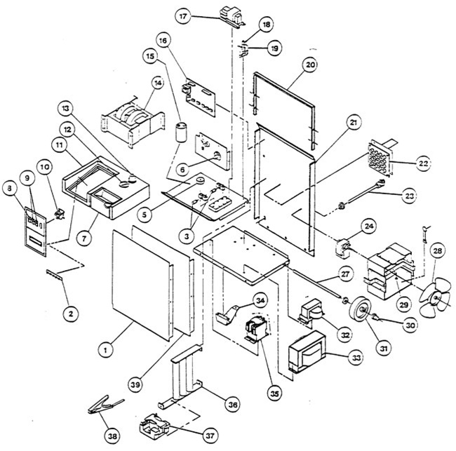 118-005 YA2001A Snap-On 40 amp plasma cutter