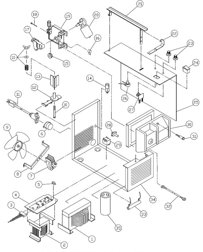 Snap On Welder Plug Wiring Diagram