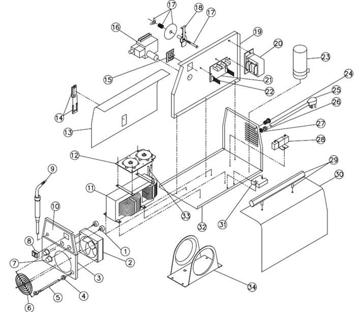 Columbium Ecm Wiring Diagram
