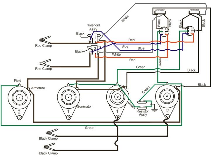 volt trolling motor wiring solidfonts 24 volt trolling motor wiring page 1 iboats boating forums 548286