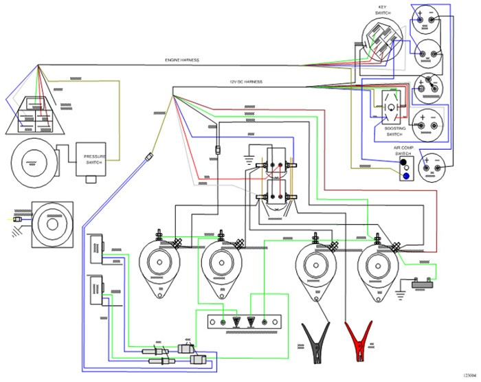 24022?1456230547 11 922 goodall start all 12 volt service truck gasoline engine goodall start all wiring diagram at bayanpartner.co