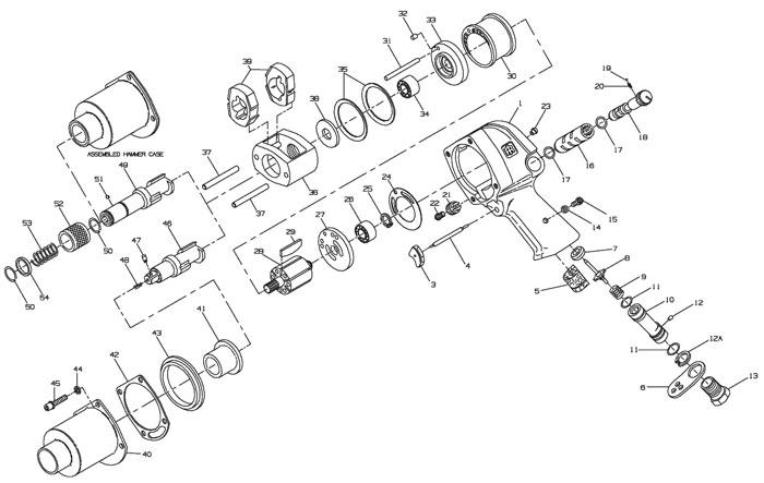 Ingersoll-Rand 2908P 3/4