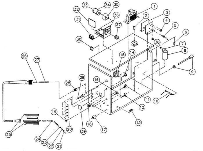 aficio sp c821dn transmission manuelle