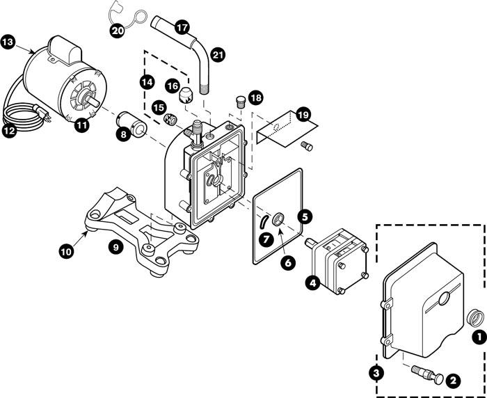 Vacuum Pump Vacuum Pump Parts