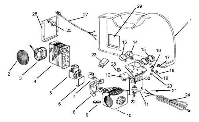Shop Vac Motor