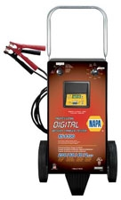 85-8100 NAPA Battery Charger Parts List on