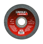 "KH236 Lincoln Grinding Wheel Bench Type 6""X3/4"" - 60 Grit"