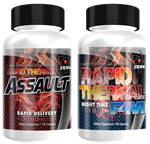 Rapid Thermal ASSAULT® 24 Hour Fat Loss - LEVEL 3 (45 Day Supply) (Auto-Ship)