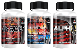 Rapid Thermal ASSAULT® 24 Hour Fat Loss + AlphaLEAN - LEVEL 3 (45 Day Supply)