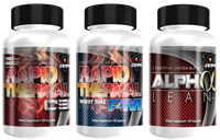 Rapid Thermal® C3 24 Hour Fat Loss + AlphaLEAN - LEVEL 2 (45 Day Supply)