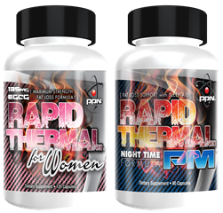 Rapid Thermal WOMENS® 24 Hour Fat Loss - LEVEL 1 (45 Day Supply) (Auto-Ship)