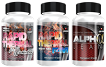 Rapid Thermal WOMENS® 24 Hour Fat Loss + AlphaLEAN - LEVEL 1 (45 Day Supply) (Auto Ship)
